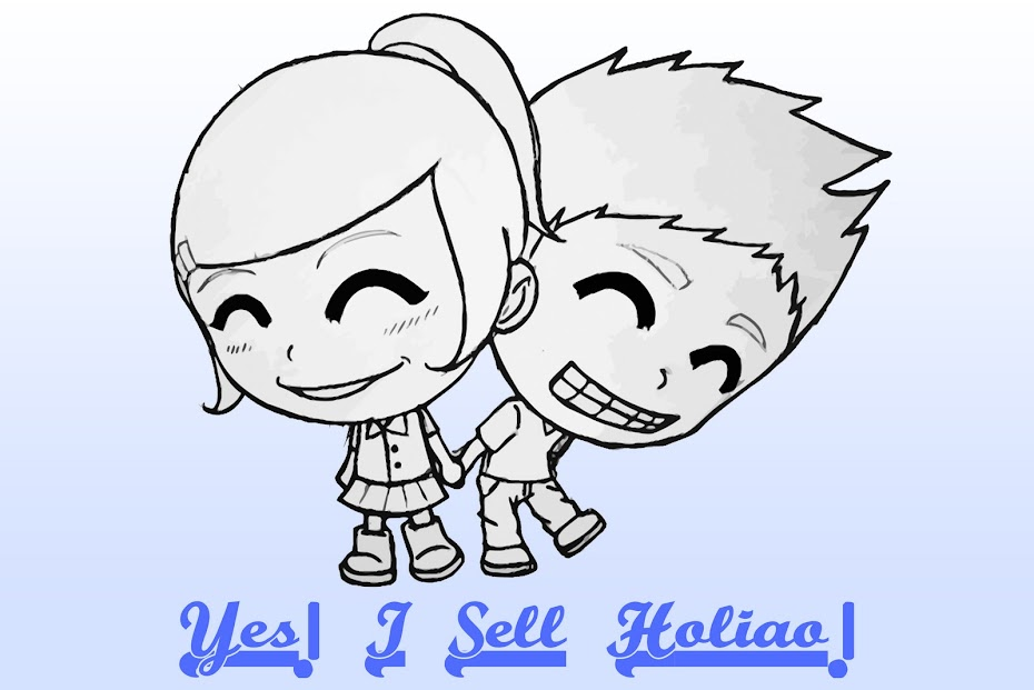 Yes! I Sell Holiao!