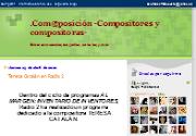 .Com@posición: compositoras y compositores