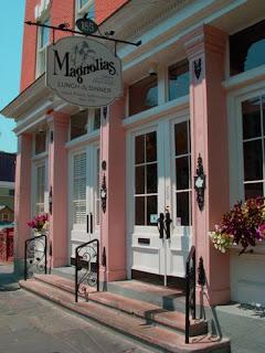 Magnolias in Charleston