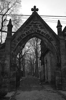Monroe Cemetery Gate