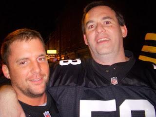 Bill Nawrocki Cheers On Steelers