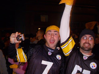 Steeler Victory Celebration Pictures