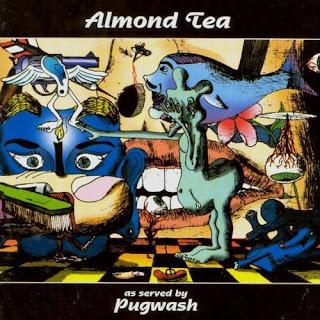 Cover Album of Pugwash - Almond Tea - 1999