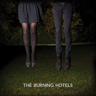 The Burning Motels - Novels LP Drops Today!