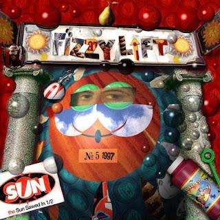 Sun Sawed in 1/2 - Fizzy Lift - 1997