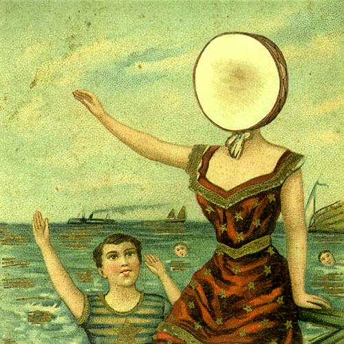 PowerPop Overdose: Neutral Milk Hotel - In the Aeroplane Over the Sea - 1998