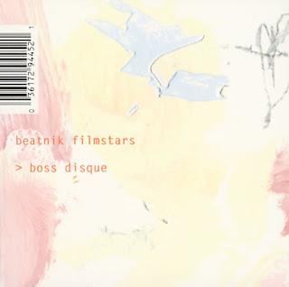 Beatnik Filmstars - Boss Disque - 1997