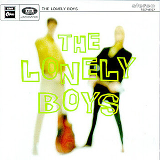 The Lonely Boys - The Lonely Boys - 1996