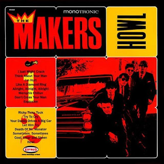The Makers - Howl - 1994