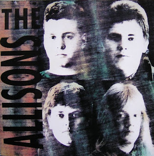 The Allisons - The Allisons - 1989