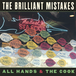 Brilliant Mistakes  - All Hands & The Cook - 1999