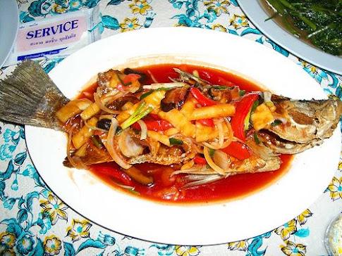 Ikan masam manis