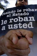CORRUPCIÓN: PROYECTO DE LEY DEL PRO