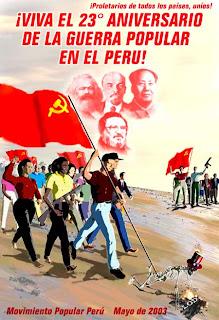 Partido Comunista del Perú - Sendero Luminoso Sendero-luminoso