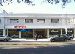 TOYOTA JORGE FERRO Y HONDA PLAZA...