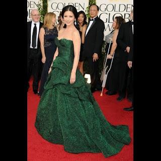 Golden Globes 2012 best dressed