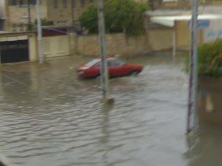 برازيلي في فيضانات الموصل