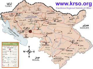 duhok resorts map