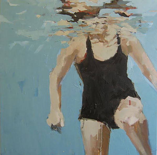 Samantha French - Underwater Paintings