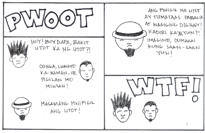 Komiks #1