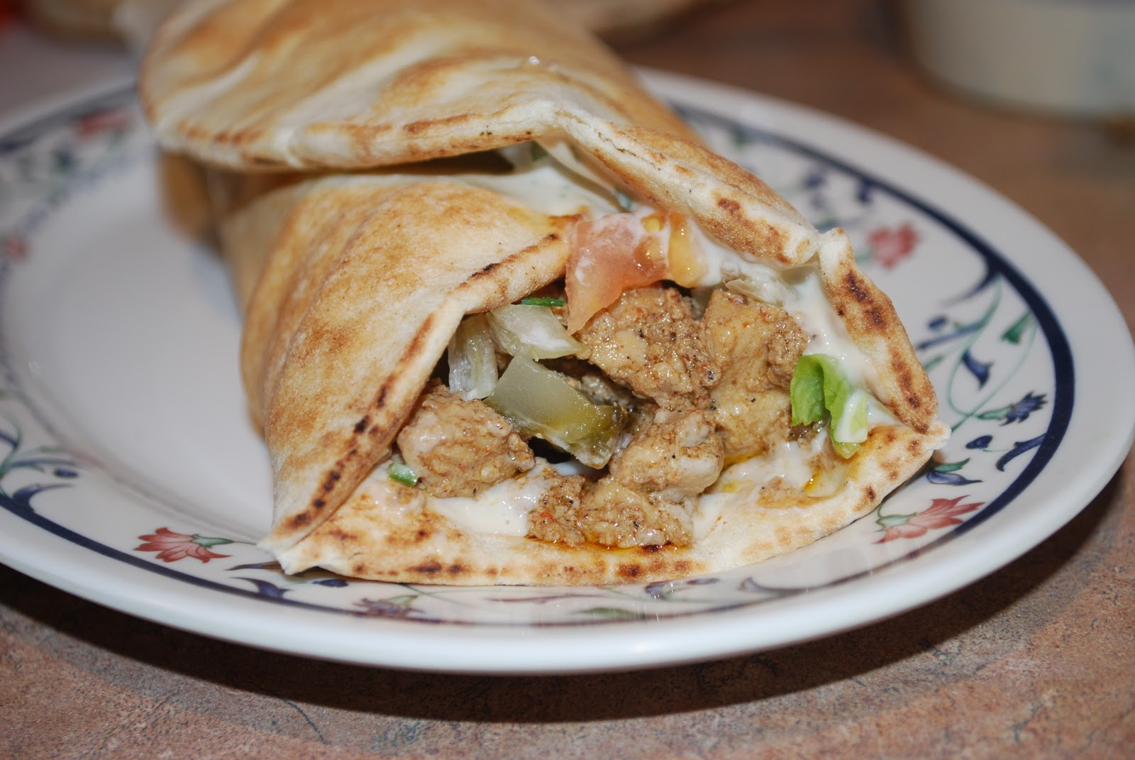 Kitchen Sojourn: Chicken Shawarma