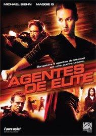 Filme poster Agentes de Elite Xvid DVDrip Dual Áudio