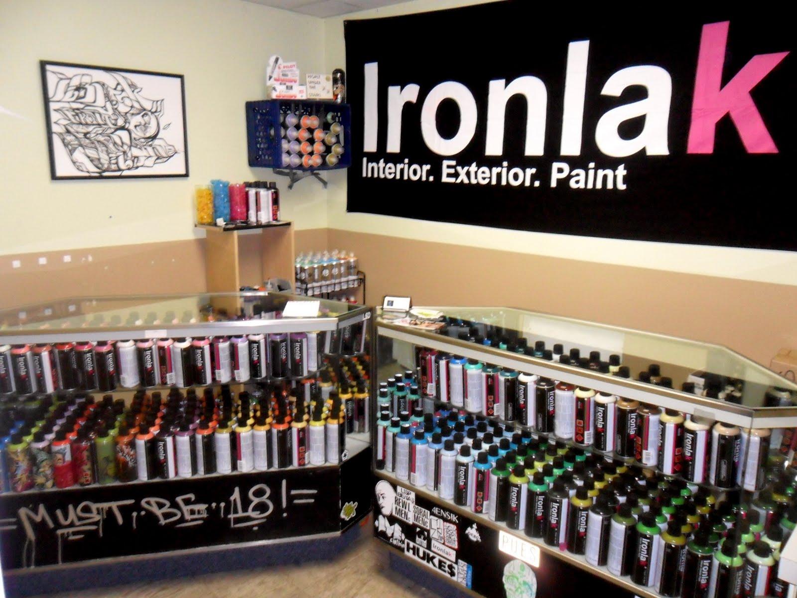 Graffiti Supplies - Bests Graffiti