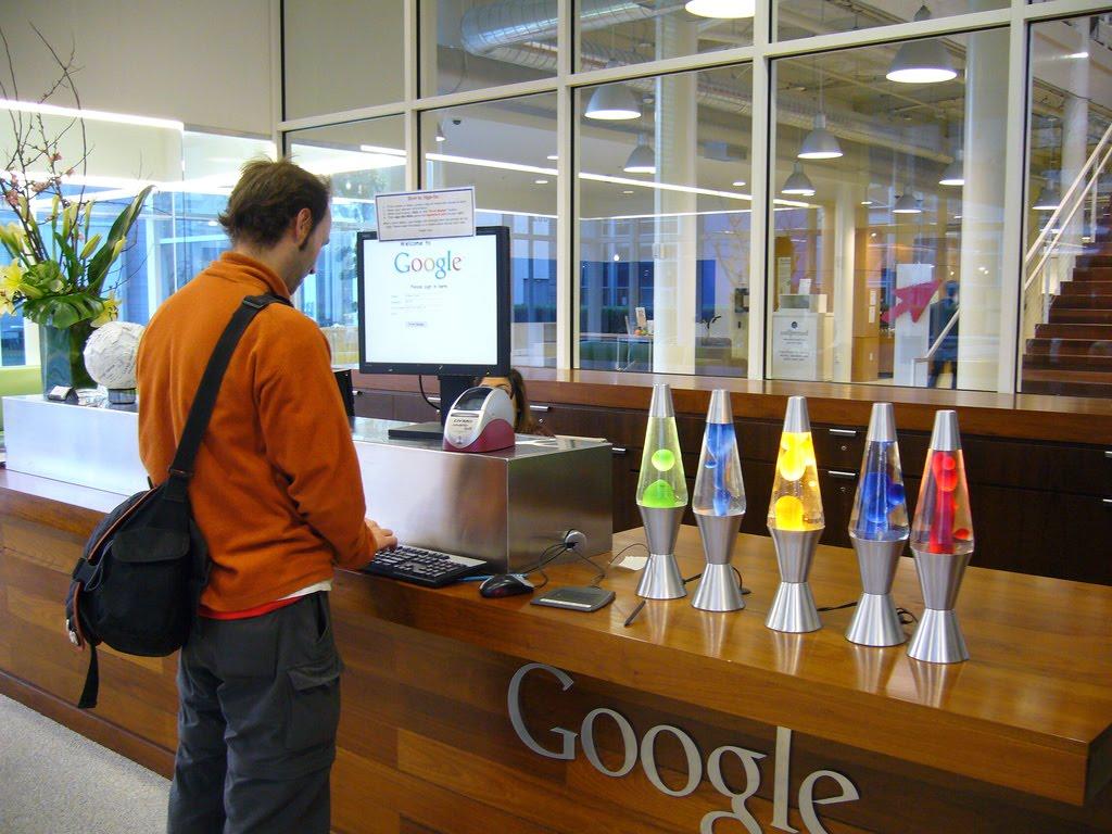 Tollywood sargam googleplex google s mountain view office amazing corporate office - Google head office photos ...