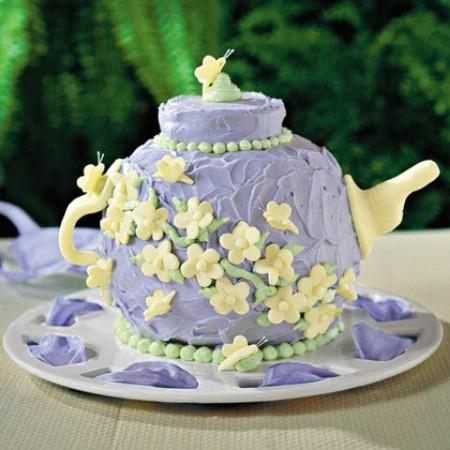 Unique Cake For 2011 Show