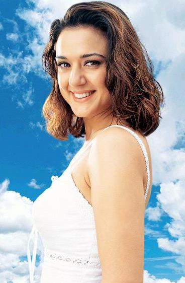 Preity Zinta Bollywood Star Cool Picture Album wallpapers