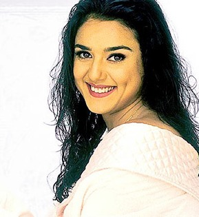 Preity Zinta Bollywood Star Cool Picture Album