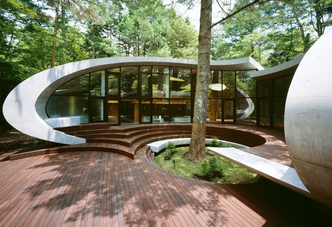 Beautiful world in snaps amazing architecture by kotaro for Amazing architecture houses