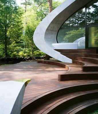 desain rumah unik on bangkong hejo: Desain Rumah Oval Unik