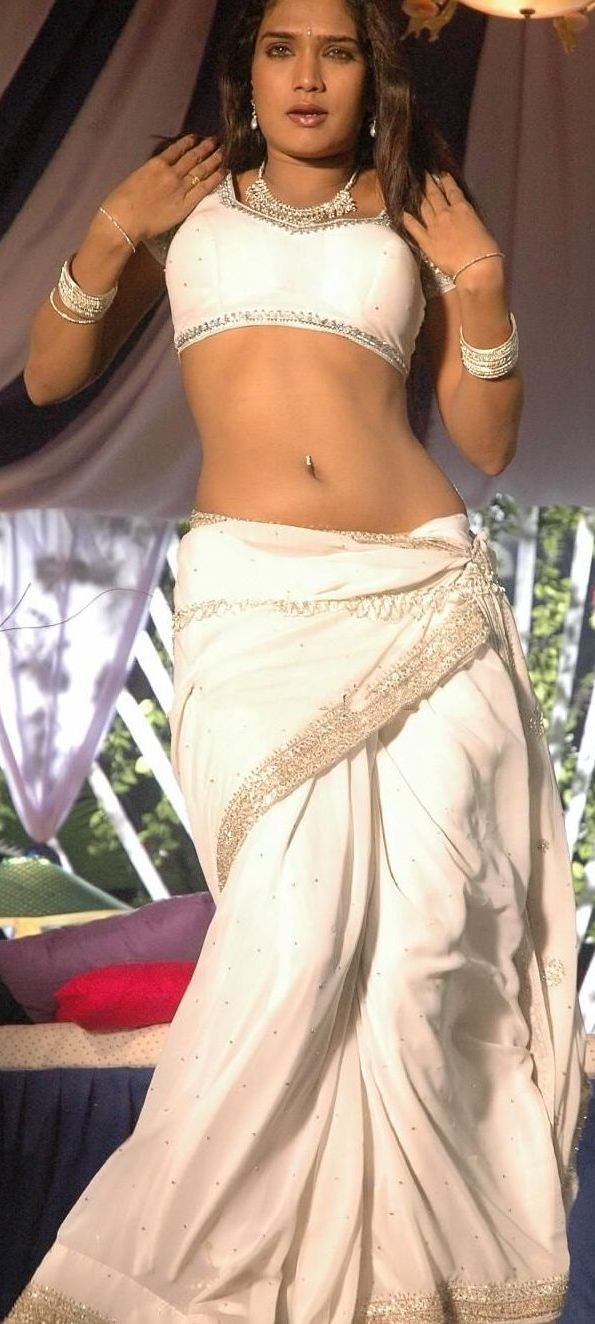 Ramya hot saree dropping scene