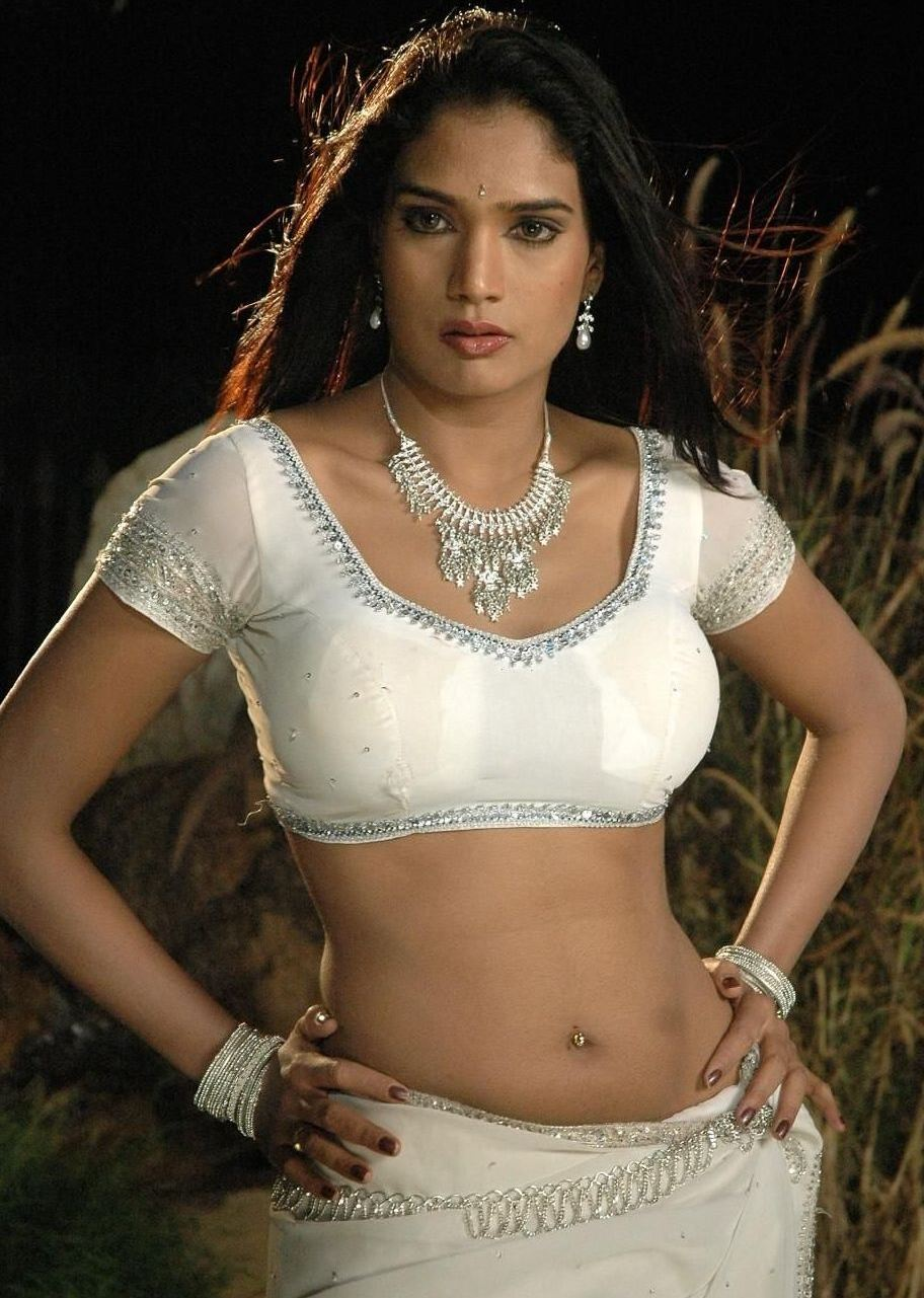 Ramya hot saree dropping scene hot images