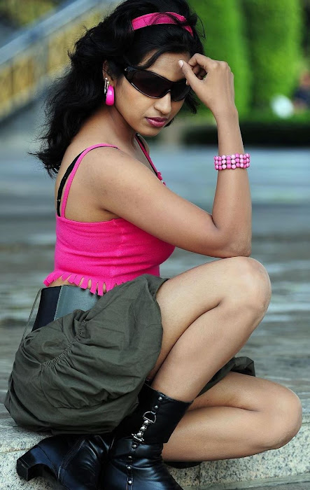 teertha spicy latest photos
