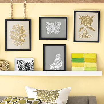 Wall Art - Patch NYC @ West Elm
