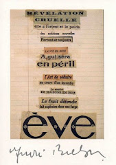 Collage André Breton