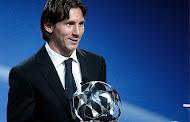 Mejor delantero de la Uefa Champions League