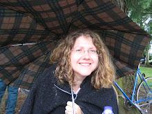 Me in sunny Scotland