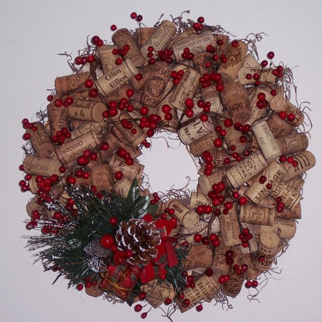 [cork+wreath+xmas]