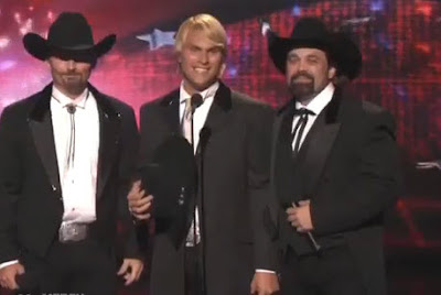 Texas Tenors: America Got Talent 2009 (Video,Photos)