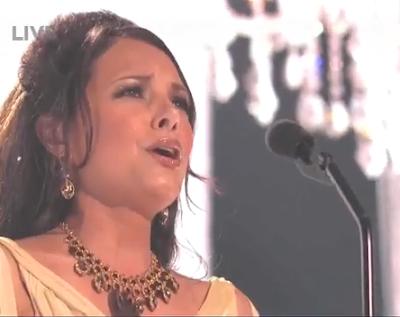 Barbara Padilla sings--Ave Maria--America Got Talent