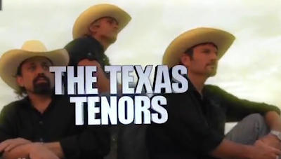 Texas Tenors - Marcus Collins,John Hagen and J.C Fischer AGT 2009