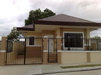 bungalow house for sale at priscilla estate subdivision davao houses