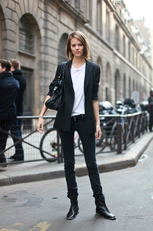 Model Looks: Freja Beha Erichsen