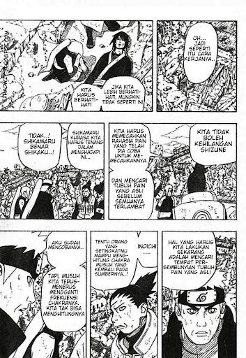 Naruto 435 page 11