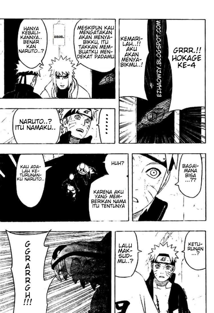 Naruto page 03