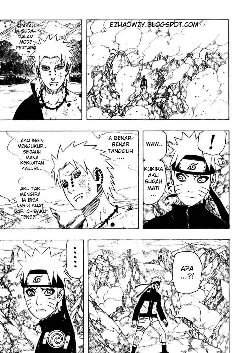Komik Naruto hal 5...