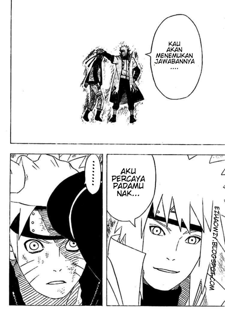 Manga Naruto page 14
